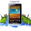 Cutepad Q5 бюджетный ($99) 5-дюймовый планшет с 3G