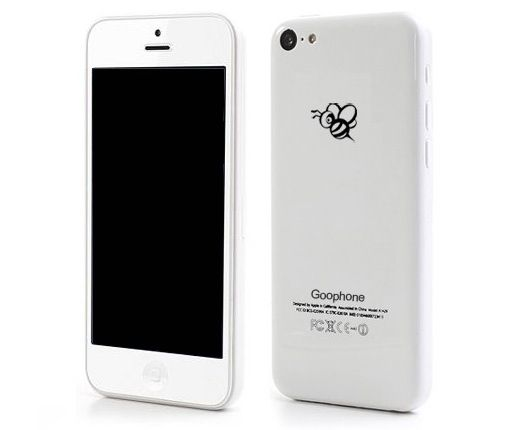 GooPhone i5C (iPhone 5c clone)